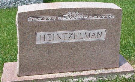 HEINTZELMAN, *FAMILY MONUMENT - Burt County, Nebraska   *FAMILY MONUMENT HEINTZELMAN - Nebraska Gravestone Photos
