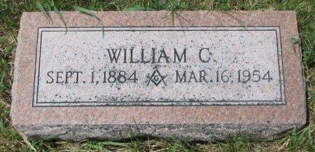 HEINTZELMAN, WILLIAM C. - Burt County, Nebraska | WILLIAM C. HEINTZELMAN - Nebraska Gravestone Photos