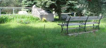HINDS, CARL R. (WIDE VIEW) - Burt County, Nebraska | CARL R. (WIDE VIEW) HINDS - Nebraska Gravestone Photos