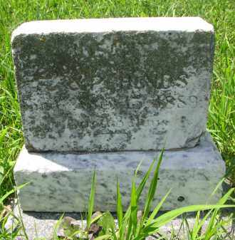 HINDS, INFANT SON - Burt County, Nebraska | INFANT SON HINDS - Nebraska Gravestone Photos