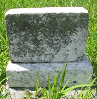 HINDS, INFANT SON - Burt County, Nebraska | INFANT SON HINDS - Nebraska Gravestone Photos