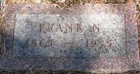 HOLMAN, FRANK N. - Burt County, Nebraska | FRANK N. HOLMAN - Nebraska Gravestone Photos