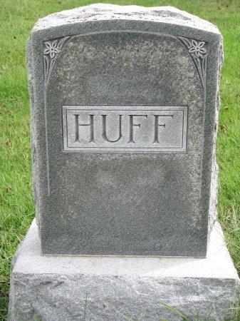 HUFF, *FAMILY MONUMENT - Burt County, Nebraska | *FAMILY MONUMENT HUFF - Nebraska Gravestone Photos