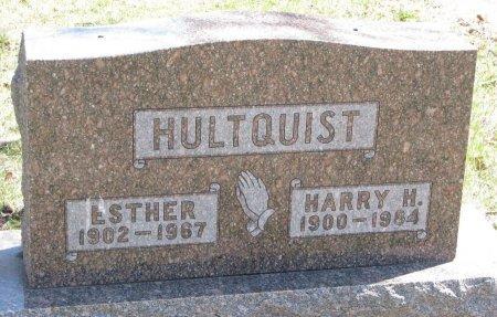HULTQUIST, ESTHER - Burt County, Nebraska | ESTHER HULTQUIST - Nebraska Gravestone Photos