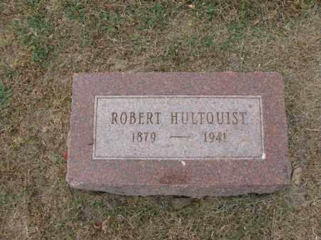 HULTQUIST, ROBERT - Burt County, Nebraska   ROBERT HULTQUIST - Nebraska Gravestone Photos