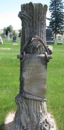 JARVIS, JULIA - Burt County, Nebraska | JULIA JARVIS - Nebraska Gravestone Photos