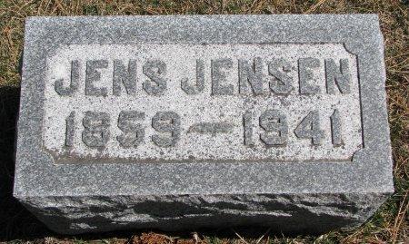JENSEN, JENS - Burt County, Nebraska | JENS JENSEN - Nebraska Gravestone Photos