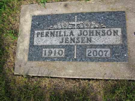 ANDERSEN JENSEN, PERNILLA JOHNSON - Burt County, Nebraska | PERNILLA JOHNSON ANDERSEN JENSEN - Nebraska Gravestone Photos
