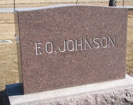 JOHNSON, *FAMILY MONUMENT - Burt County, Nebraska | *FAMILY MONUMENT JOHNSON - Nebraska Gravestone Photos