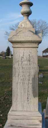 JOHNSON, ANNA - Burt County, Nebraska   ANNA JOHNSON - Nebraska Gravestone Photos