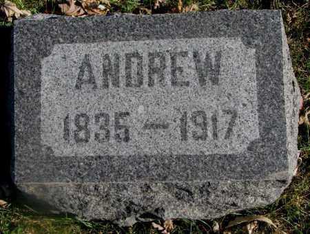 JOHNSON, ANDREW - Burt County, Nebraska | ANDREW JOHNSON - Nebraska Gravestone Photos