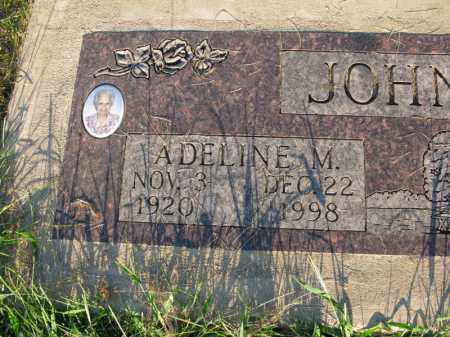 JOHNSON, ADELINE M. - Burt County, Nebraska | ADELINE M. JOHNSON - Nebraska Gravestone Photos