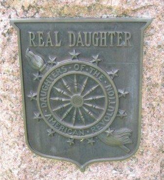 JOHNSON, ABILGAIL (D.A.R. MARKER) - Burt County, Nebraska | ABILGAIL (D.A.R. MARKER) JOHNSON - Nebraska Gravestone Photos