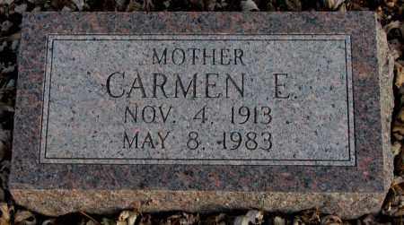 JOHNSON, CARMEN E. - Burt County, Nebraska | CARMEN E. JOHNSON - Nebraska Gravestone Photos