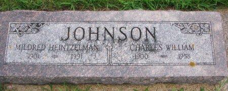 JOHNSON, MILDRED - Burt County, Nebraska | MILDRED JOHNSON - Nebraska Gravestone Photos