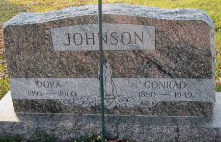 JOHNSON, CONRAD - Burt County, Nebraska   CONRAD JOHNSON - Nebraska Gravestone Photos