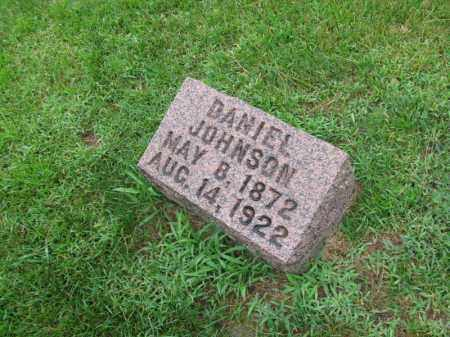 JOHNSON, DANIEL - Burt County, Nebraska   DANIEL JOHNSON - Nebraska Gravestone Photos