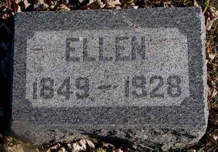 JOHNSON, ELLEN - Burt County, Nebraska | ELLEN JOHNSON - Nebraska Gravestone Photos