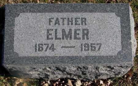 JOHNSON, ELMER - Burt County, Nebraska | ELMER JOHNSON - Nebraska Gravestone Photos
