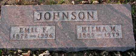 JOHNSON, EMIL F. - Burt County, Nebraska   EMIL F. JOHNSON - Nebraska Gravestone Photos
