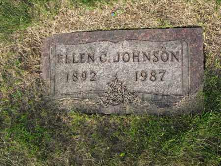 JOHNSON, ELLEN C. - Burt County, Nebraska | ELLEN C. JOHNSON - Nebraska Gravestone Photos