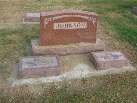 JOHNSON, EMILY - Burt County, Nebraska | EMILY JOHNSON - Nebraska Gravestone Photos