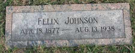 JOHNSON, FELIX - Burt County, Nebraska   FELIX JOHNSON - Nebraska Gravestone Photos