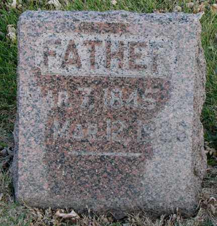 JOHNSON, FATHER - Burt County, Nebraska   FATHER JOHNSON - Nebraska Gravestone Photos