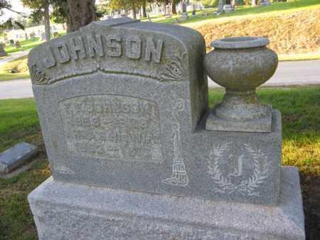 JOHNSON, ANNA S.S - Burt County, Nebraska | ANNA S.S JOHNSON - Nebraska Gravestone Photos