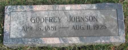 JOHNSON, GODFREY - Burt County, Nebraska | GODFREY JOHNSON - Nebraska Gravestone Photos
