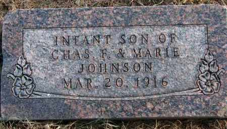 JOHNSON, INFANT SON - Burt County, Nebraska | INFANT SON JOHNSON - Nebraska Gravestone Photos