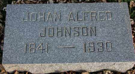 JOHNSON, JOHAN ALFRED - Burt County, Nebraska | JOHAN ALFRED JOHNSON - Nebraska Gravestone Photos