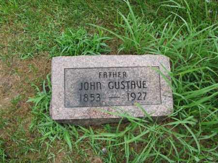 JOHNSON, JOHN GUSTAVE - Burt County, Nebraska   JOHN GUSTAVE JOHNSON - Nebraska Gravestone Photos