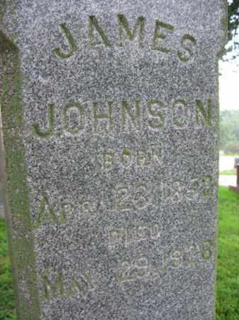 JOHNSON, JAMES - Burt County, Nebraska | JAMES JOHNSON - Nebraska Gravestone Photos