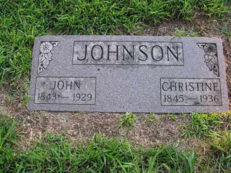 JOHNSON, JOHN - Burt County, Nebraska | JOHN JOHNSON - Nebraska Gravestone Photos