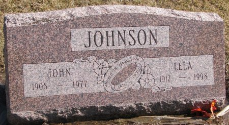 JOHNSON, JOHN - Burt County, Nebraska   JOHN JOHNSON - Nebraska Gravestone Photos
