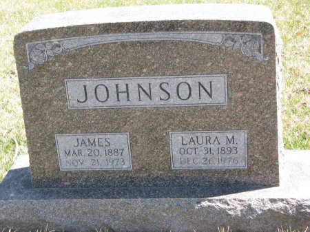 JOHNSON, JAMES - Burt County, Nebraska | JAMES JOHNSON - Nebraska Gravestone Photos