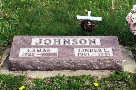 JOHNSON, LAMAE - Burt County, Nebraska | LAMAE JOHNSON - Nebraska Gravestone Photos