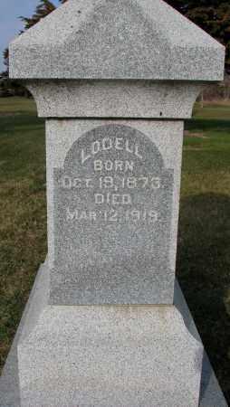 JOHNSON, LODELL - Burt County, Nebraska | LODELL JOHNSON - Nebraska Gravestone Photos
