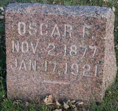 JOHNSON, OSCAR F. - Burt County, Nebraska | OSCAR F. JOHNSON - Nebraska Gravestone Photos