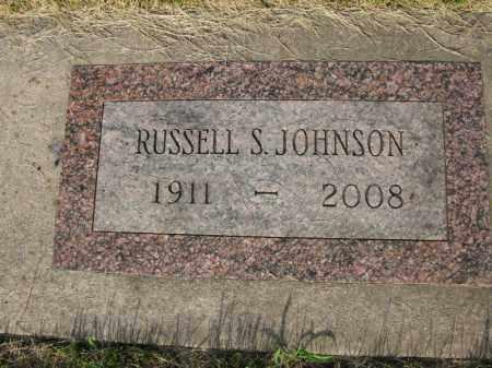 JOHNSON, RUSSELL STANLEY - Burt County, Nebraska   RUSSELL STANLEY JOHNSON - Nebraska Gravestone Photos