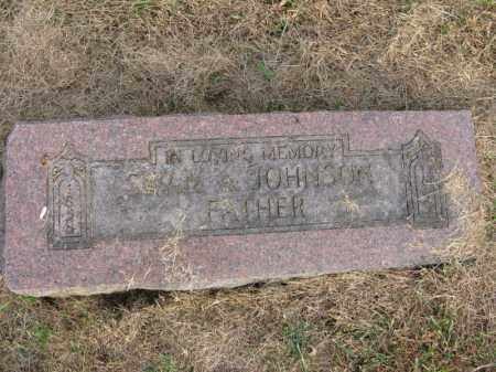 JOHNSON, SWAN A. - Burt County, Nebraska   SWAN A. JOHNSON - Nebraska Gravestone Photos