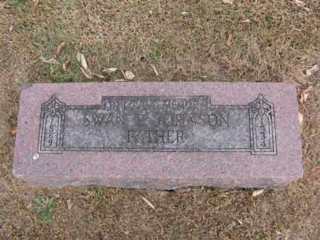 JOHNSON, SWAN P. - Burt County, Nebraska | SWAN P. JOHNSON - Nebraska Gravestone Photos