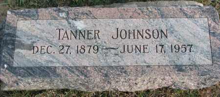 JOHNSON, TANNER - Burt County, Nebraska   TANNER JOHNSON - Nebraska Gravestone Photos