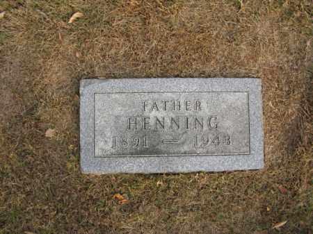 KARLSON, HENNING - Burt County, Nebraska   HENNING KARLSON - Nebraska Gravestone Photos