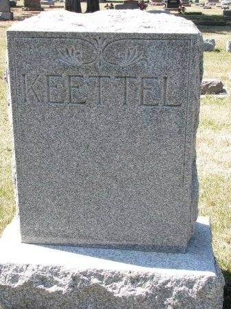 KEETTEL, *FAMILY MONUMENT - Burt County, Nebraska | *FAMILY MONUMENT KEETTEL - Nebraska Gravestone Photos