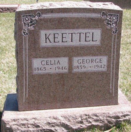 KEETTEL, GEORGE - Burt County, Nebraska   GEORGE KEETTEL - Nebraska Gravestone Photos