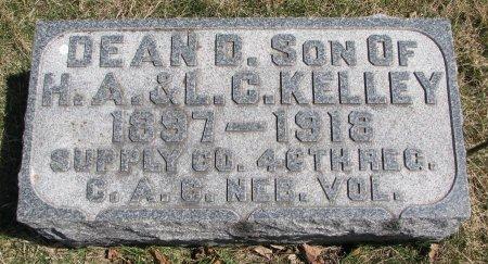 KELLEY, DEAN D. - Burt County, Nebraska | DEAN D. KELLEY - Nebraska Gravestone Photos