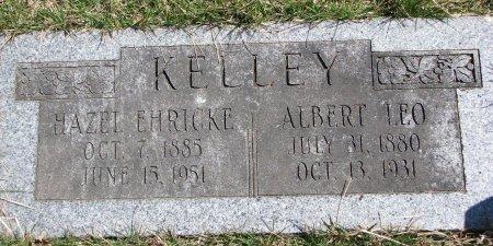 KELLEY, ALBERT LEO - Burt County, Nebraska | ALBERT LEO KELLEY - Nebraska Gravestone Photos