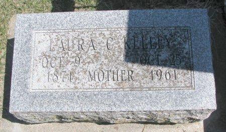 KELLEY, LAURA C. - Burt County, Nebraska | LAURA C. KELLEY - Nebraska Gravestone Photos